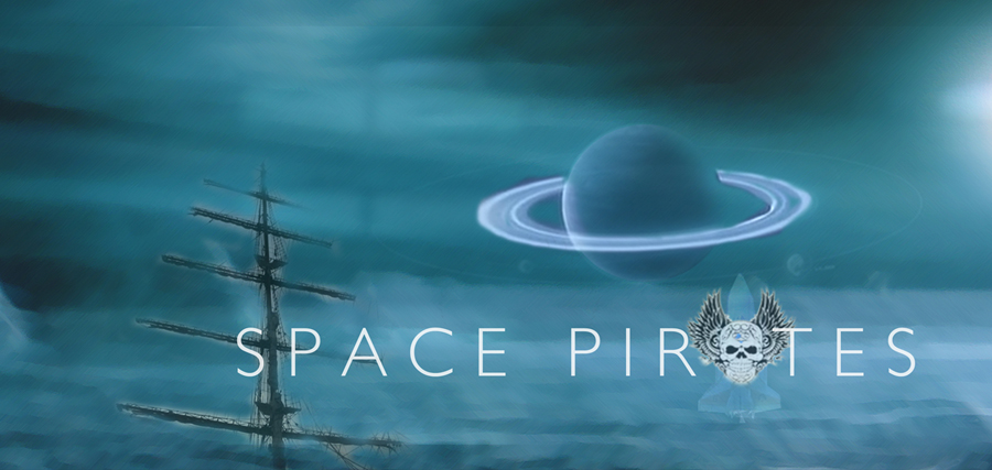 space pirates banner